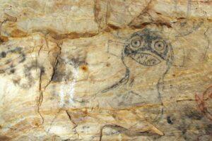 Пещеру коренных американцев с наскальными рисунками пустили с молотка