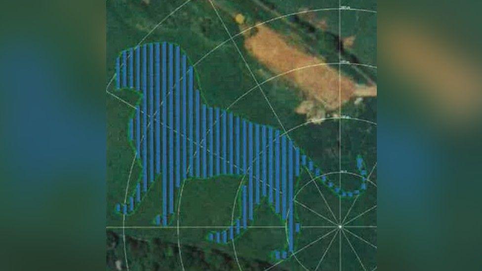 В крупнейшем зоопарке Британии построят солнечную ферму в форме льва.Вокруг Света. Украина