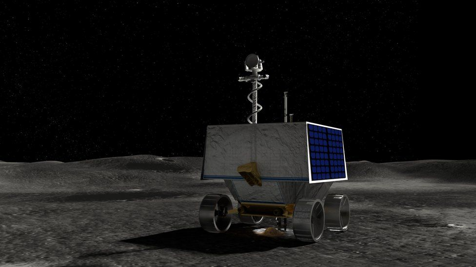 NASA выбрало место посадки для лунохода миссии Artemis.Вокруг Света. Украина