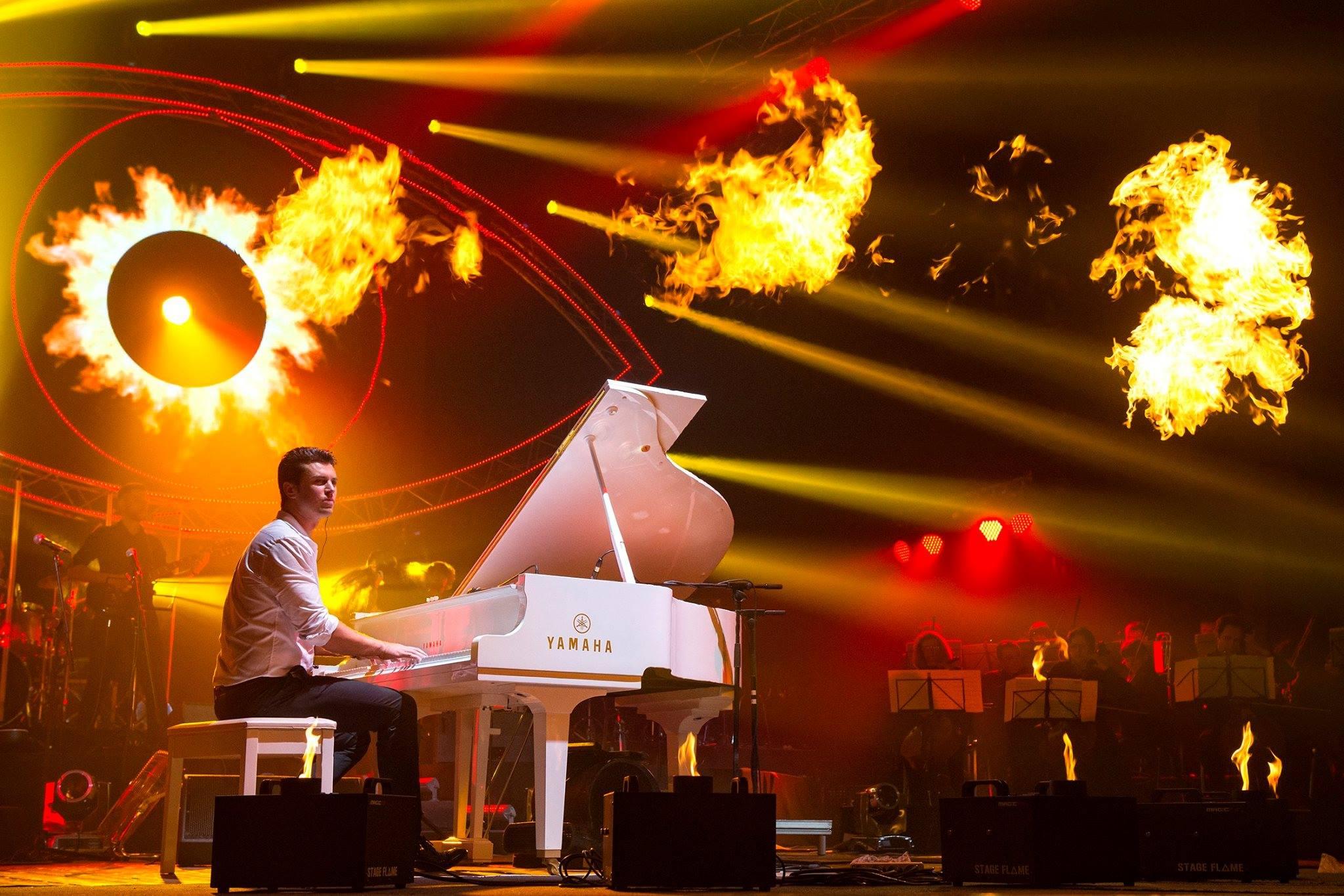 Пианист-виртуоз Евгений Хмара выступит с камерным концертом в Caribbean Club.Вокруг Света. Украина