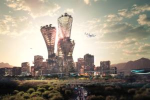В американской пустыне вырастет экологичный мегаполис за $400 млрд