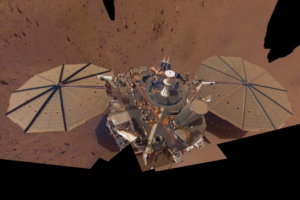 Зонд NASA зафиксировал на Марсе три землетрясения за месяц