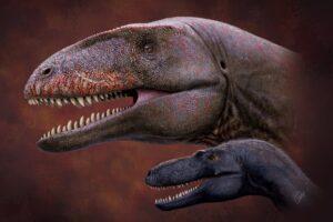 Самые страшные динозавры в истории водились в Узбекистане