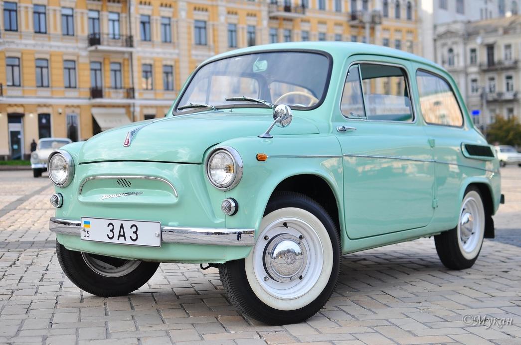 Сделано в Украине: на OldCarLand покажут первые украинские машины.Вокруг Света. Украина