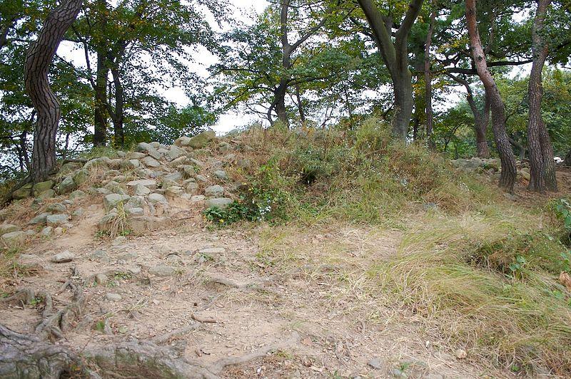 В Древней Корее строили дворцы на костях людей