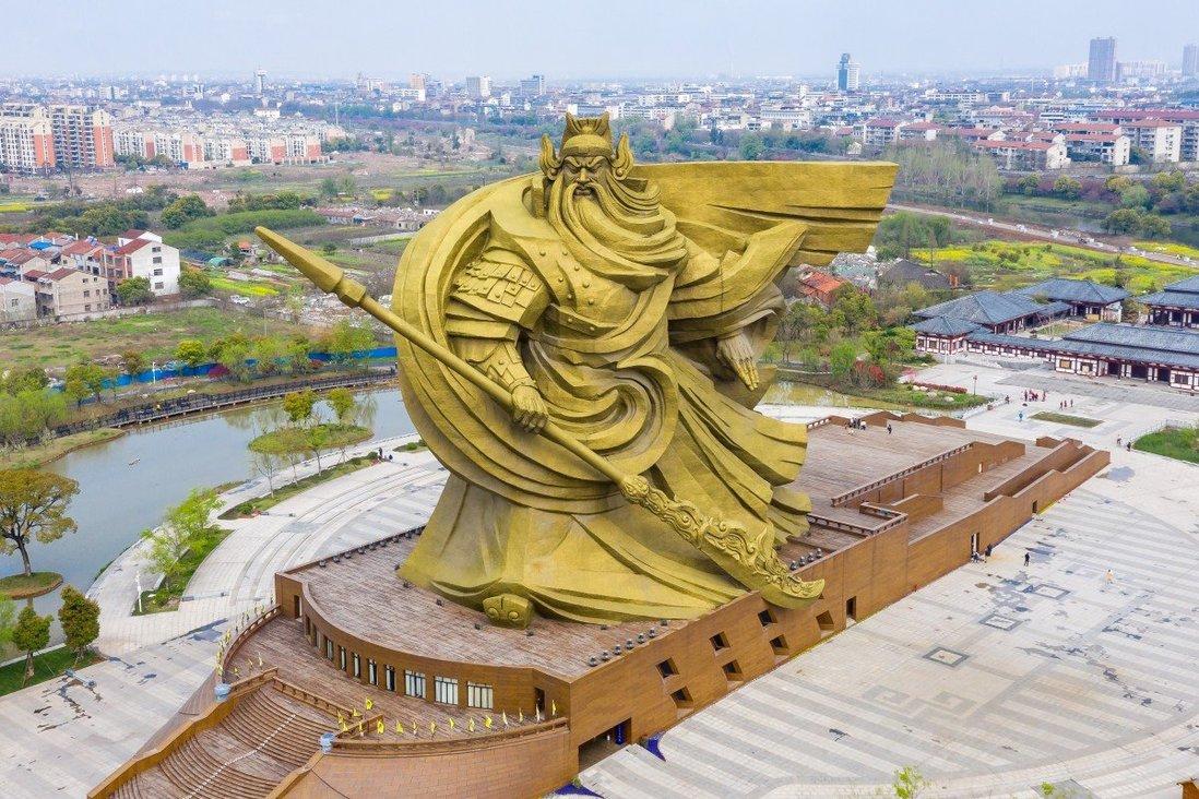 В Китае за $24 миллиона перенесут гигантскую статую
