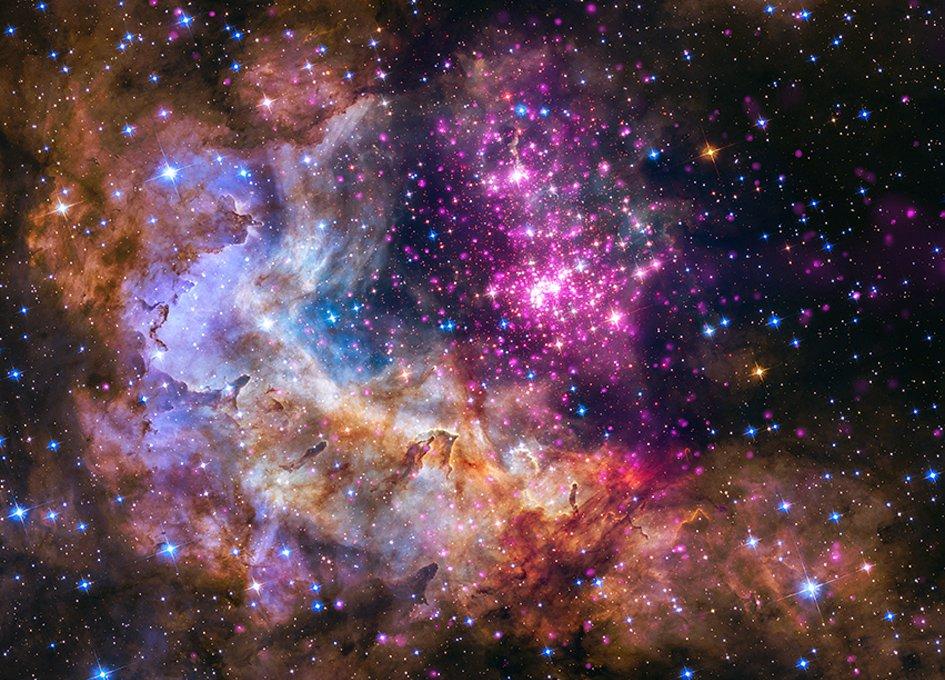 NASA опубликовало новую подборку «музыки космоса».Вокруг Света. Украина