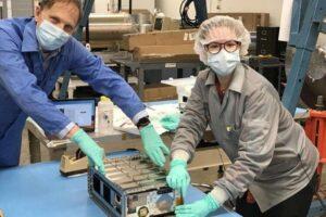 Новый космический аппарат размером с коробку хлопьев будет исследовать далекие планеты