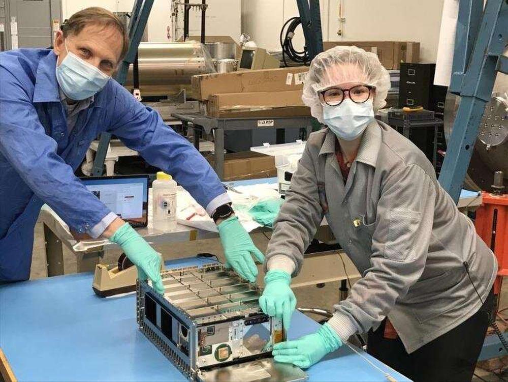 Новый космический аппарат размером с коробку хлопьев будет исследовать далекие планеты.Вокруг Света. Украина