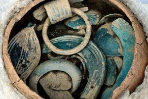 Городище бронзового века, найденное во Франции, оказалось потерянной кельтской столицей