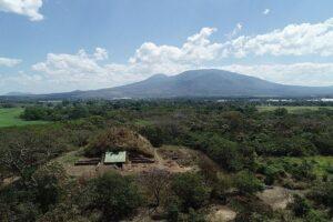 Майя строили пирамиды из вулканического туфа, чтобы защититься от будущих извержений