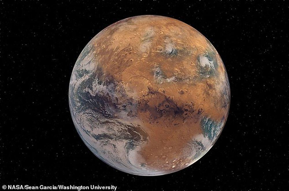 Размер имеет значение: почему на Марсе нет океанов?.Вокруг Света. Украина