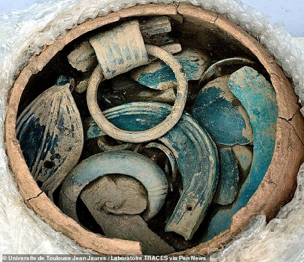 Городище бронзового века, найденное во Франции, оказалось потерянной кельтской столицей.Вокруг Света. Украина