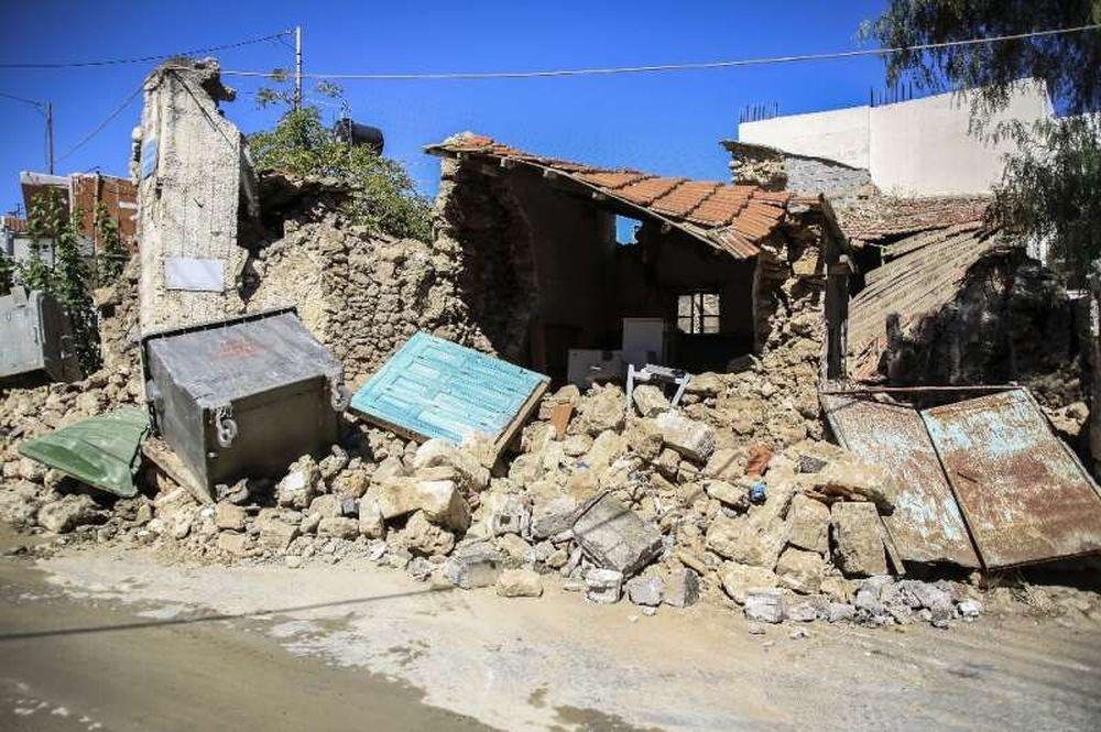 На Крите произошло мощное землетрясение. Как это повлияет на туристов?.Вокруг Света. Украина