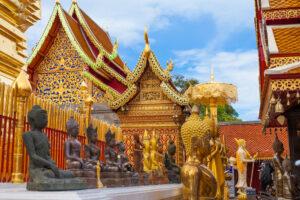 Как город Чиангмай в Таиланде планирует вернуть туристов?