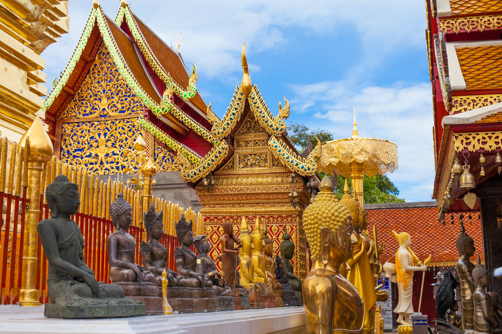 Как город Чиангмай в Таиланде планирует вернуть туристов?.Вокруг Света. Украина