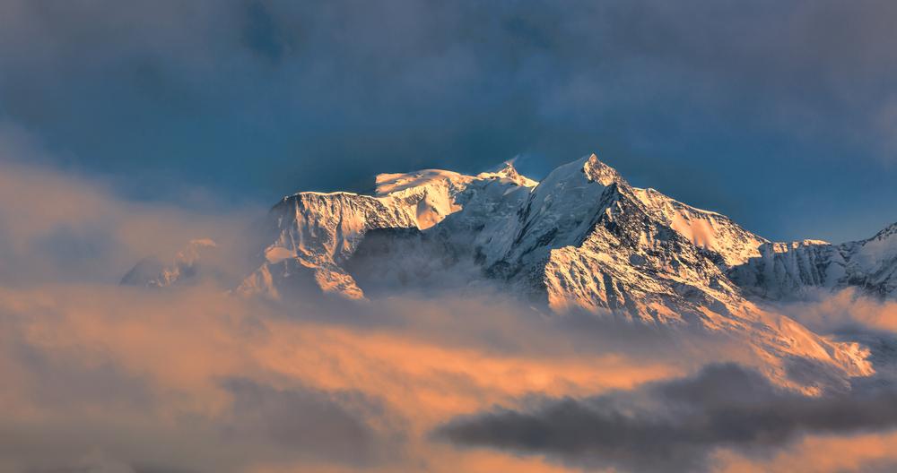Гора Монблан стала ниже на метр.Вокруг Света. Украина
