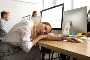 Сколько времени нужно, чтобы восстановиться после недосыпа?