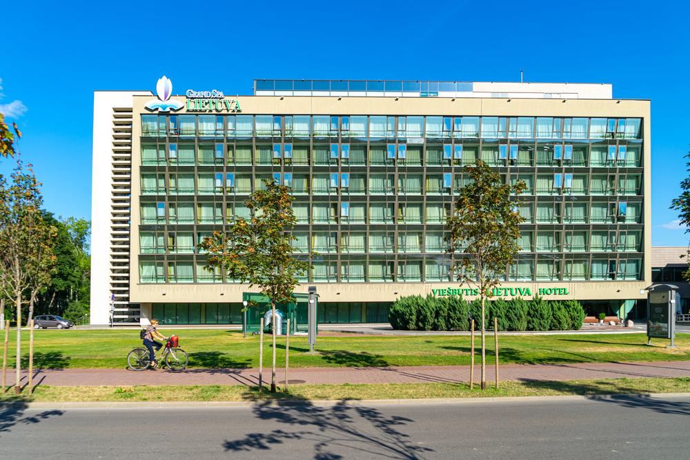 Литва предлагает туристам бесплатное проживание в отелях