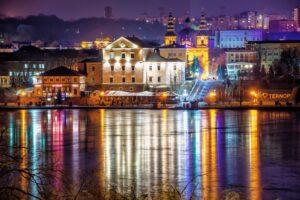 Город-парк: чем удивляет и впечатляет Тернополь?
