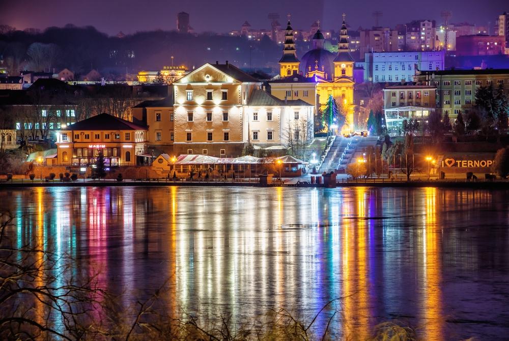 Город-парк: чем удивляет и впечатляет Тернополь?.Вокруг Света. Украина