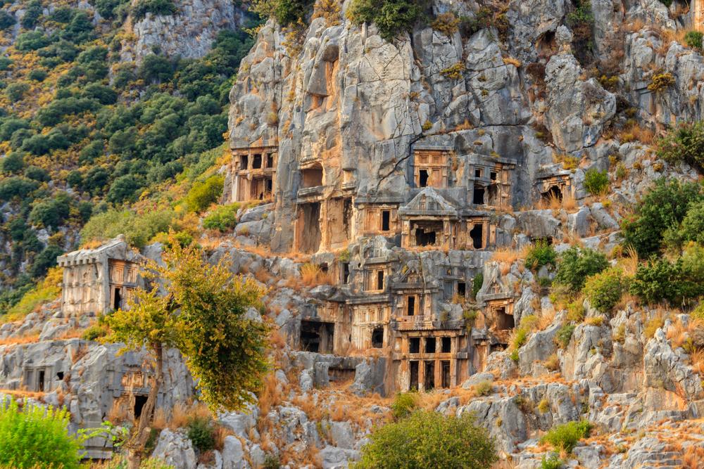 Родной город Святого Николая оказался старше на 2000 лет