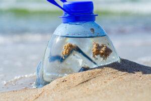 За появление микропластика отвечает солнечный свет
