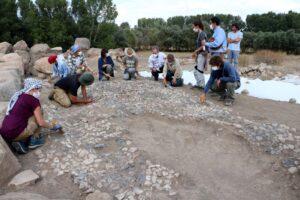 В Турции нашли старейшую в мире мозаику