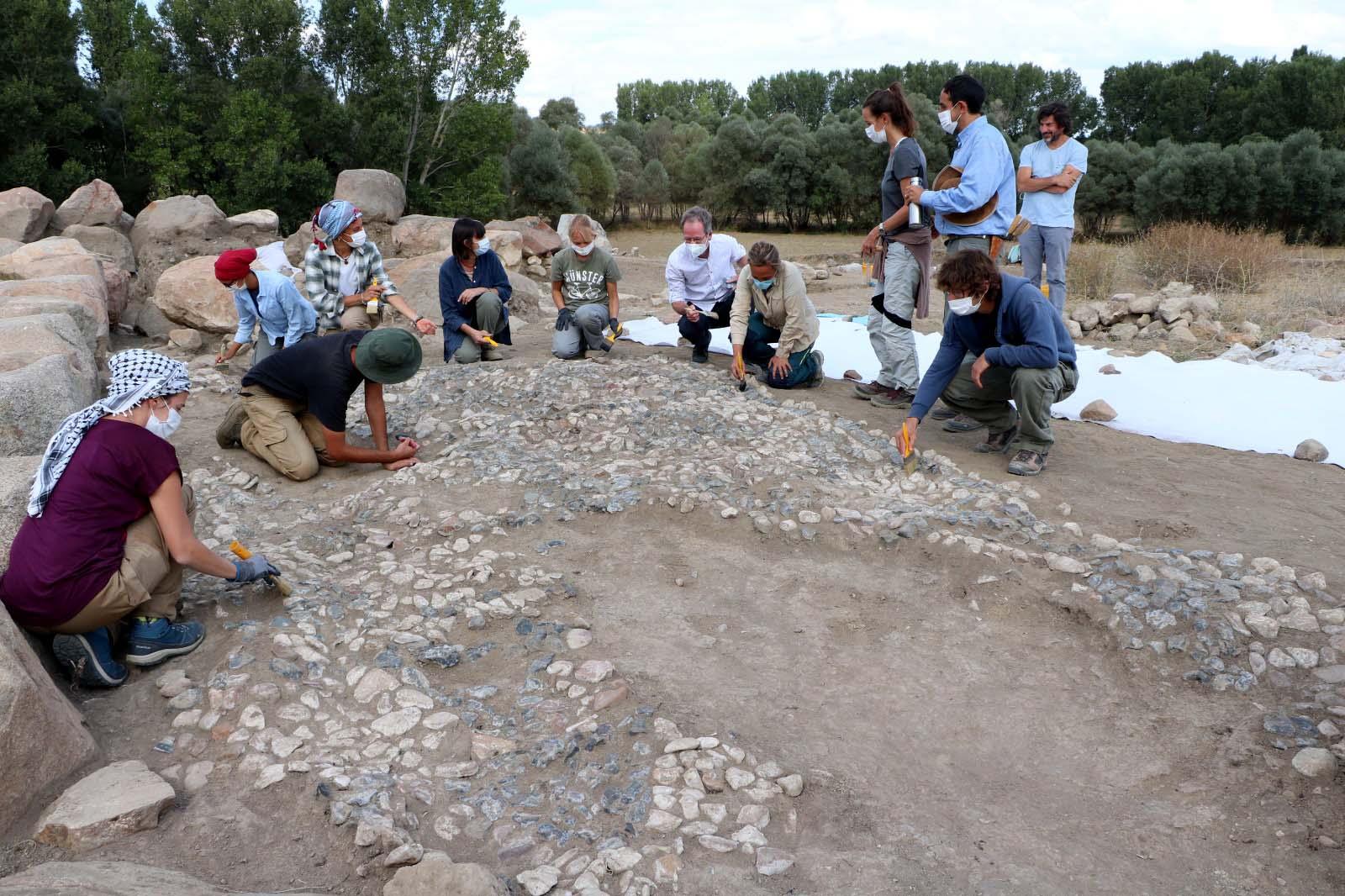 В Турции нашли старейшую в мире мозаику.Вокруг Света. Украина