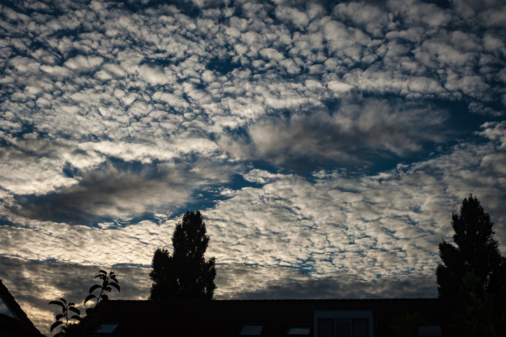 дырявые облака