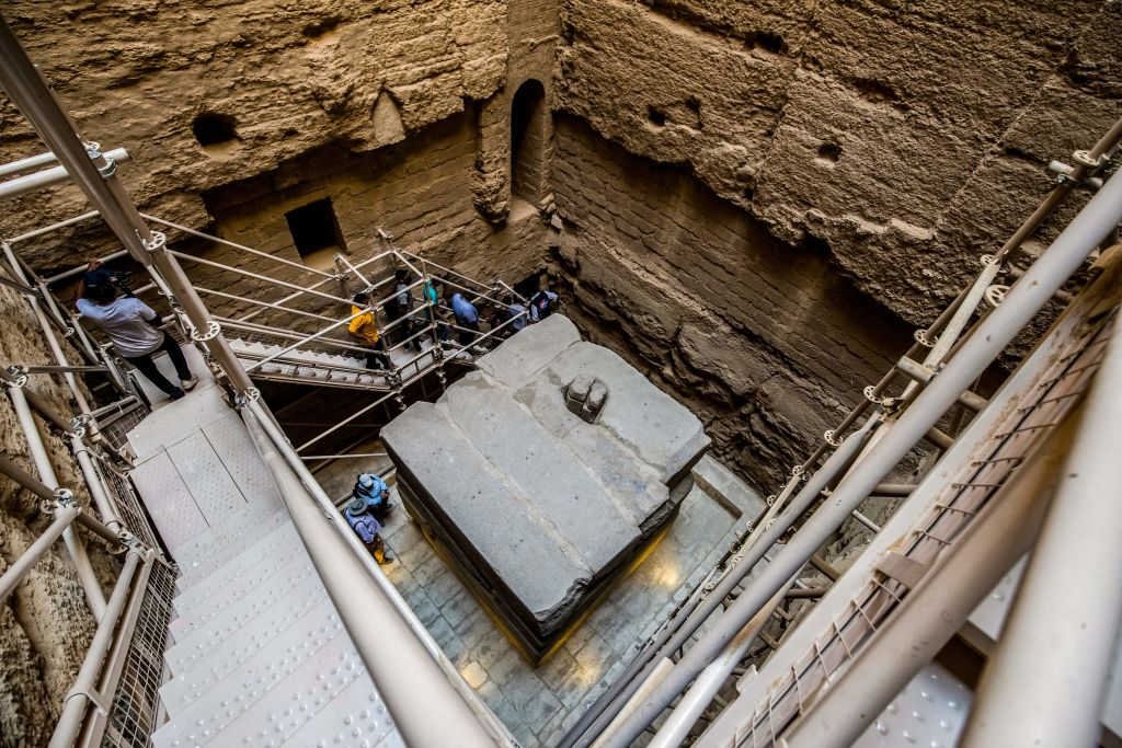 гробница Джосера