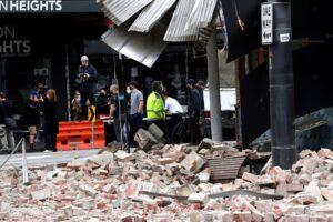 Юго-восток Австралии сотрясло мощное землетрясение