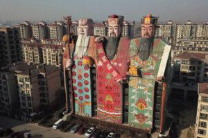 В Китае объявили конкурс на 10 самых уродливых зданий страны