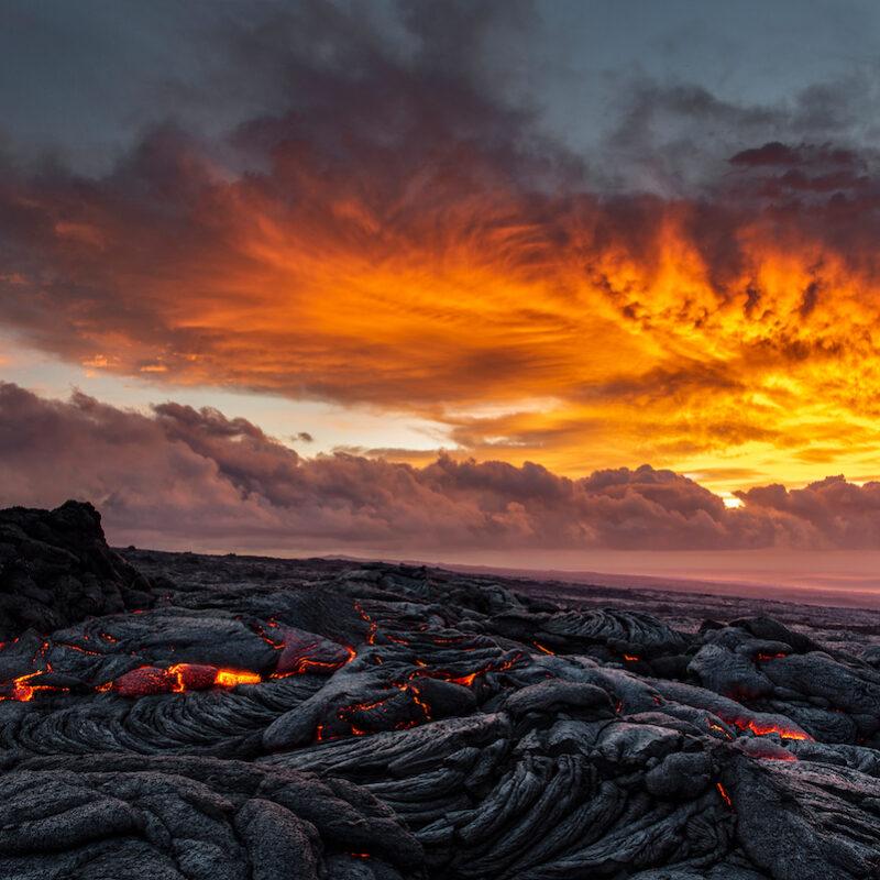 14 известных вулканов, доступных для туристов