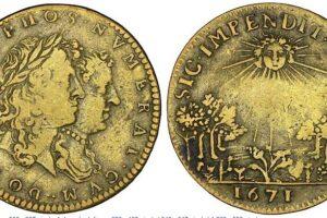 Во Франции во время ремонта особняка нашли золотой клад времен Короля-солнца