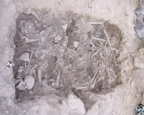 В Ливане нашли редчайшую братскую могилу крестоносцев.Вокруг Света. Украина