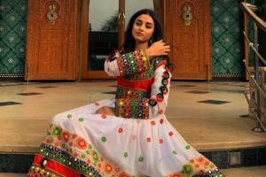 Как на самом деле выглядит женский национальный костюм в Афганистане?