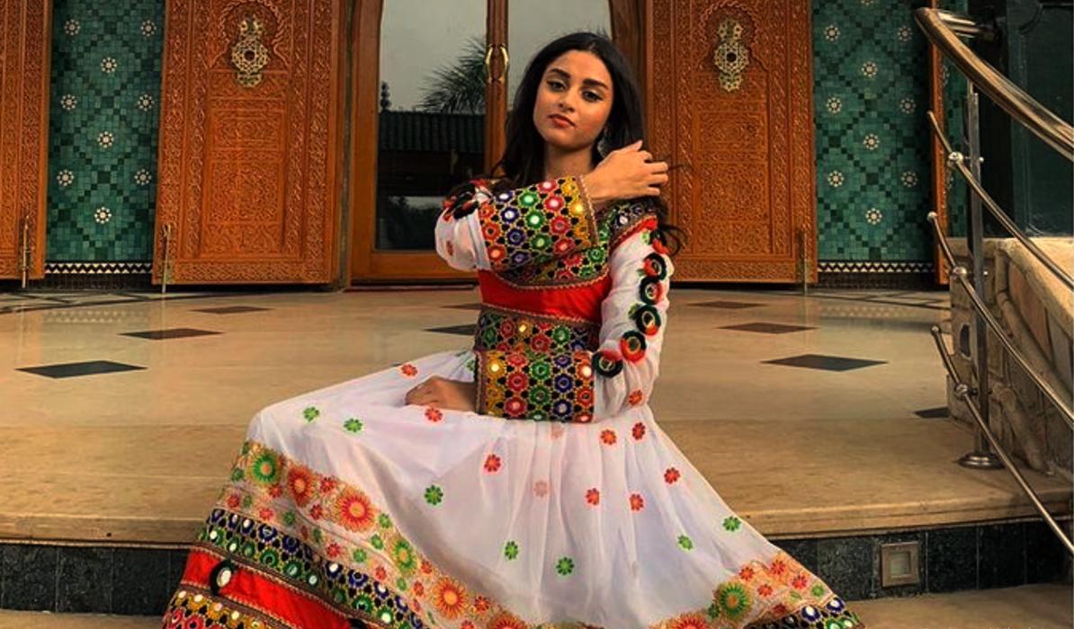 Как на самом деле выглядит женский национальный костюм в Афганистане?.Вокруг Света. Украина