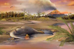 Палеонтологи обнаружили клетки динозавра возрастом 125 миллионов лет