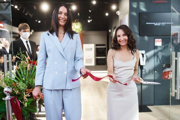 Компания Miele открыла магазин бытовой техники в Blockbuster Mall в Киеве.Вокруг Света. Украина