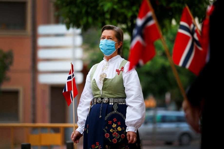 Норвегия отменила почти все коронавирусные ограничения.Вокруг Света. Украина