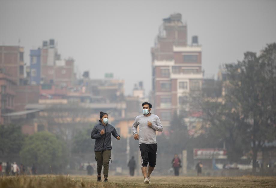 От загрязнения воздуха в мире ежегодно умирает 7 млн человек.Вокруг Света. Украина