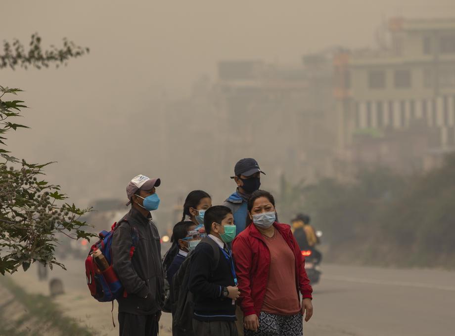 ВОЗ ужесточила допустимые нормы загрязнения воздуха.Вокруг Света. Украина