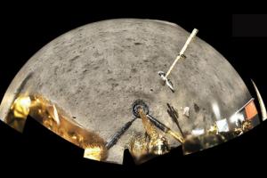 Китайский зонд собрал на Луне самые молодые образцы лавы: им «всего» два млрд лет
