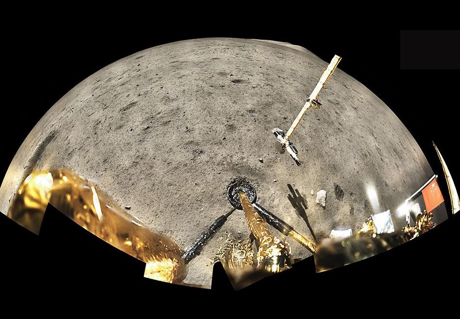 Китайский зонд собрал на Луне самые молодые образцы лавы: им «всего» два млрд лет.Вокруг Света. Украина