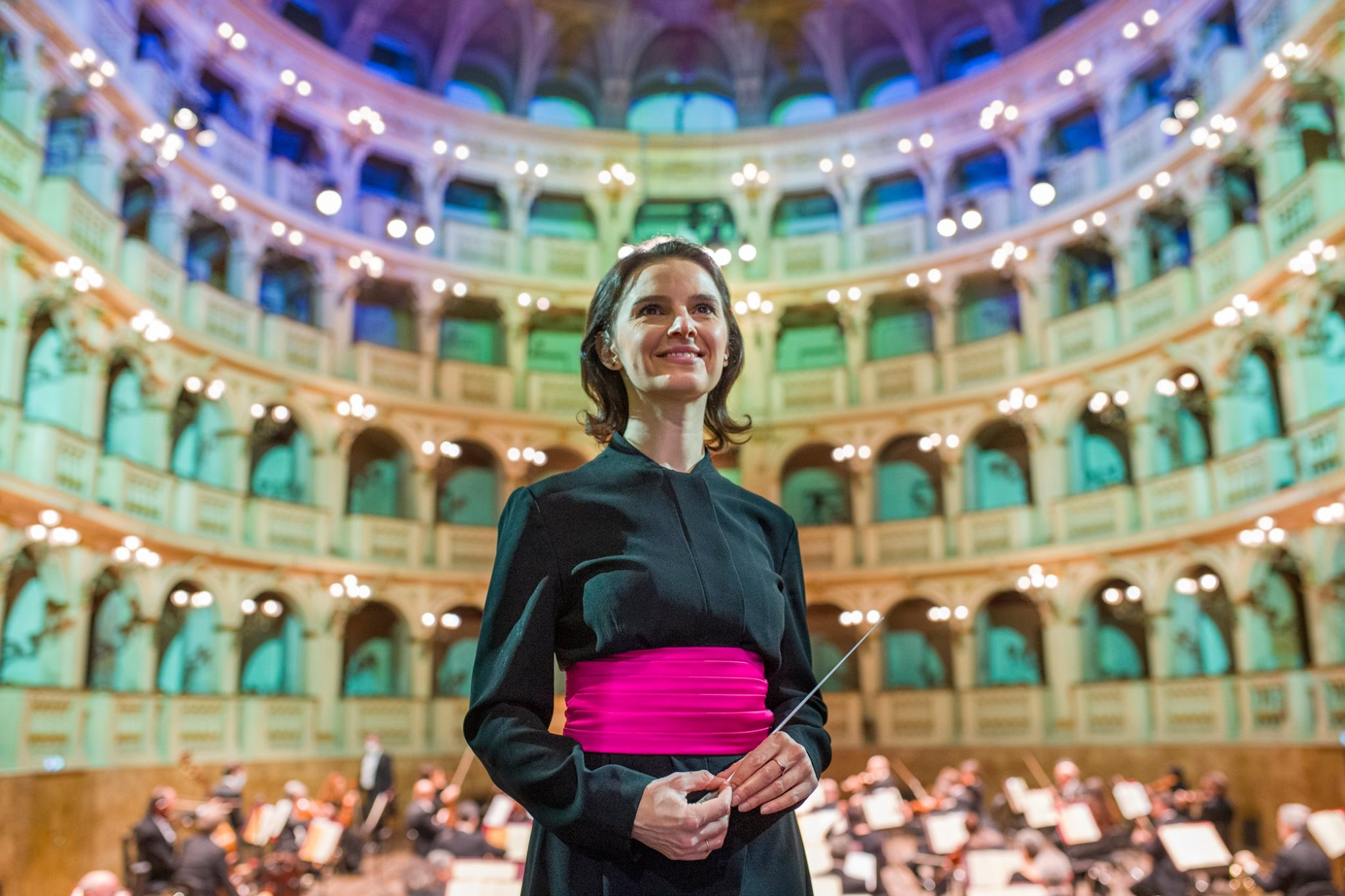Украинский дирижер Оксана Лынив станет музыкальным директором оперы Болоньи.Вокруг Света. Украина