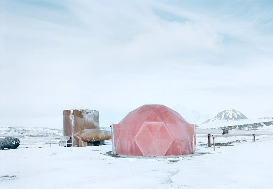 Австриец показал сюрреалистическую красоту самых северных построек Земли.Вокруг Света. Украина