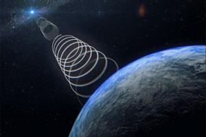 В центре Млечного Пути обнаружен загадочный источник радиосигналов