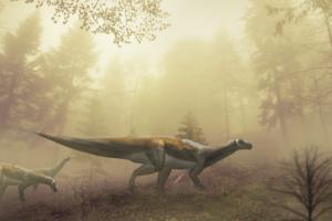 Похожий на хищника австралийский динозавр оказался вегетарианцем