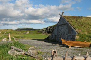 Викинги прибыли в Северную Америку тысячу лет назад